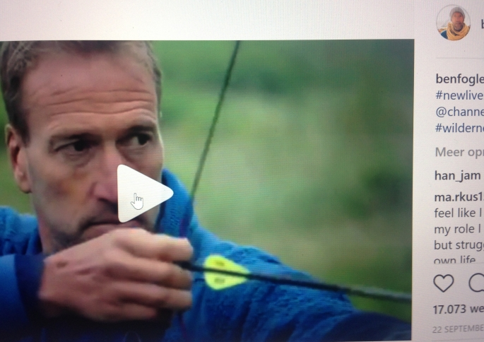 New Lives in the Wild Ben Fogle Bulgaria 2