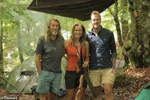 Miriam Lancewood & Ben Fogle New lives in the wild Bulgaria