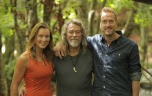 Miriam Lancewood &Ben Fogle New lives in the wild Bulgaria