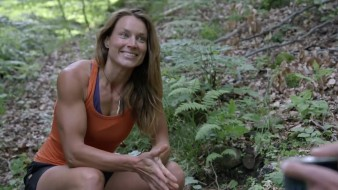 New Lives in the Wild, Ben Fogle - Miriam Lancewood