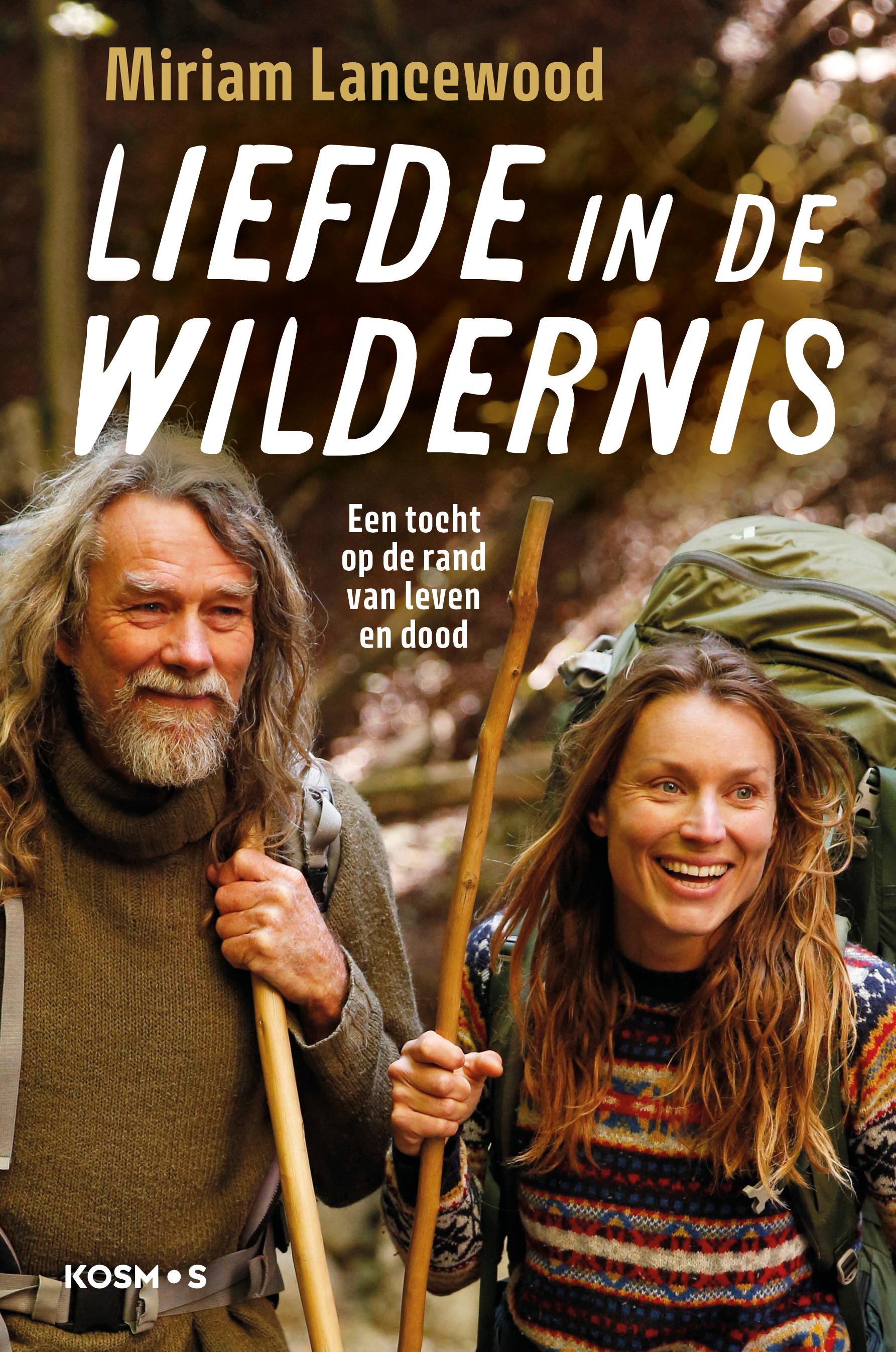 Nederlandse omslag - Liefde in de Wildernis 2020